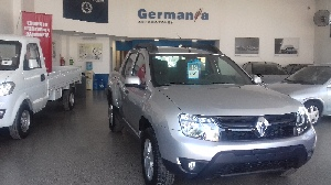 RENAULT DUSTER OROCH /0KM DYNAMIQUE 2.O